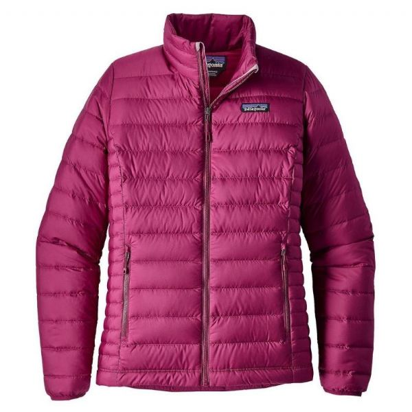 Patagonia Women's Down Sweater Magenta